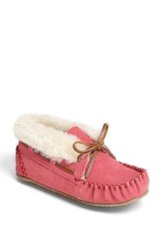 Minnetonka 'Charley' Bootie (Walker, Toddler, Little Kid & Big Kid) available at #Nordstrom
