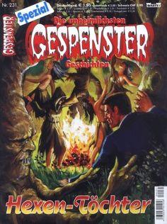 Gespenster Geschichten Spezial #231 - Hexen-Tochter