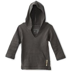 L'ovedbaby Organic Hoodie - Gray