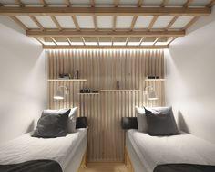 Galería de Dream Hotel / Studio Puisto Architects - 4
