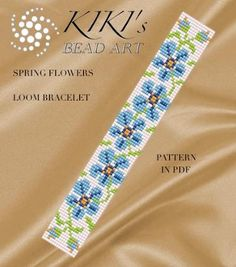 Bead loom pattern, Ethnic theme bracelet   Craftsy