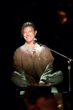 David Bowie - Concert for New York City, October 2001