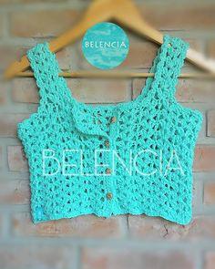 """0886ca558a3c5 BELENCIA · ᴄʀᴏᴄʜᴇᴛ 🌈 on Instagram  """"·· Remera Sol ·· Por encargo y a  medida. 🔸 SORTEO por un Sweater Bela el 21·9! 🔸 10% de descuento con la  compra ..."""