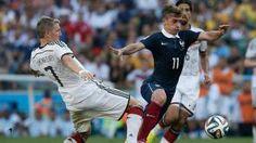 #ManchesterUnited Francia-Germania: probabili formazioni, statistiche, semifinale