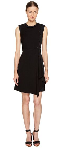 Sportmax Sleeveless Dress (Labile) Women's Dress - Sportmax, Sleeveless Dress, 72210472000, Apparel Top Dress, Dress, Top, Apparel, Clothes Clothing, Gift - Outfit Ideas And Street Style 2017