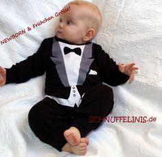 Bab tux, Newborn/preemie tuxedo onesie, 1pcs. Baby tuxedo, baby tuxedo onesie - quality infant tuxedo mother day, wedding, 1st party by Schnuffelinis on Etsy https://www.etsy.com/listing/194580867/bab-tux-newbornpreemie-tuxedo-onesie