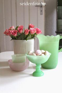seidenfeins Dekoblog: Jadeit * zauberhafte Pastelltöne * pretty Pastell