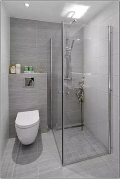 Bathroom Layout, Modern Bathroom Design, Bathroom Interior Design, Bathroom Grey, Small Bathroom Ideas, Small Grey Bathrooms, Budget Bathroom, Designs For Small Bathrooms, Ideas For Small Bathrooms