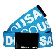 DC Shoes Chinook 5 brud blue reversible belt ceinture pour homme 15€ #dc #dcshoes #dcshoescousa #ceinture #belt #chinook #skate #skateboard #skateboarding #streetshop #skateshop @playskateshop