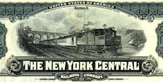 The New York Central Railroad (NYCRR) was originally headquartered in Albany until 1867 when Cornelius Vanderbilt moved it to NYC.