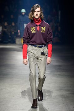 Humberto Leon and designer Carol Lim unveiled their Autumn/Winter 2018 collection for Kenzo during Paris Fashion Week. (Visited 6 times, 6 visits today)