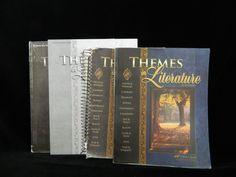ABeka Themes in Literature Student, Teacher Ed, Tests & Key, Homeschool School #TextbookBundleKit