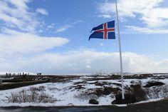 Iceland, flag