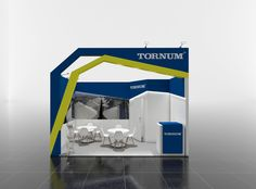 Exhibition stand 3m x 5m (15m2)
