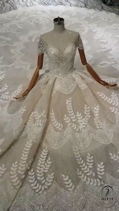 We are professional online store for handmade custom made wedding dresses and special occasion dresses. Shop 2020 prom dresses and wedding dresses with affordable price here! Blue Wedding Gowns, Bohemian Style Wedding Dresses, Stunning Wedding Dresses, Dream Wedding Dresses, Boho Wedding, Bridal Gowns, Gown Suit, Formal Dresses For Women, Types Of Dresses