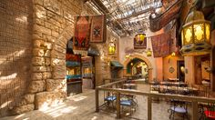 Restaurant Agrabah Café | Disneyland Paris Restaurants