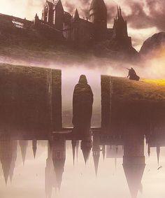 Snape as headmaster