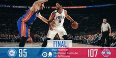 Sixers came up short again last night, despite solid play from Big Jah