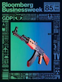Bloomberg Businessweek - 8 December - 85 YEARS  Anniversary Issue