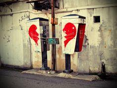 Penang Street Art (BrokenHearted)
