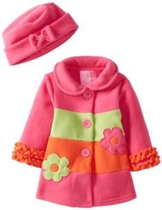 Good Lad Baby-Girls Infant Color Block Fleece Coat, Heather Pink, 12 Months Good Lad,http://www.amazon.com/dp/B00DQ1V4FU/ref=cm_sw_r_pi_dp_Gb4Gsb1V8KMJQ6NY