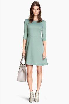 Vestido de punto | H&M