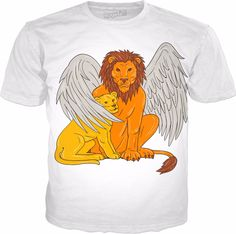 Check out my new product https://www.rageon.com/products/winged-lion-with-cub-under-its-wing-drawing on RageOn!