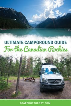 Planning a camping trip in the Canadian Rockies? Get the details on the best Banff, Jasper & Yoho campgrounds with information on reservations, overflow camping, and the most convenient places to stay. Winter Camping Gear, Camping Spots, Camping With Kids, Family Camping, Tent Camping, Camping Hacks, Camping Ideas, Camping Guide, Camping Essentials