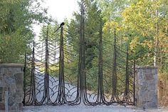 Beautiful Iron Gate