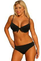 UjENA Full Figure Bikini Swimsuit