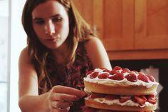Strawberry Shortcake - With Love, Meg Strawberry Shortcake, Breakfast, Food, Meal, Eten, Meals, Morning Breakfast