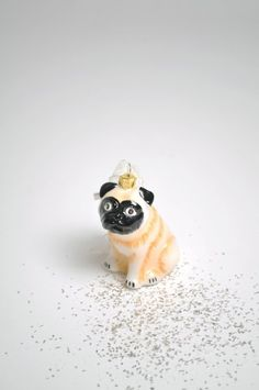 Pug Ornament | The Hambledon
