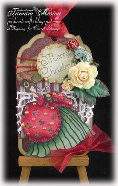 Sweet Stamps - Melinda