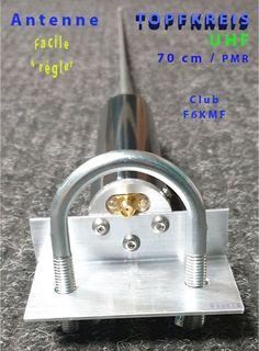 Antenne PMR 446 et 70 cm facile à régler Simple, Band