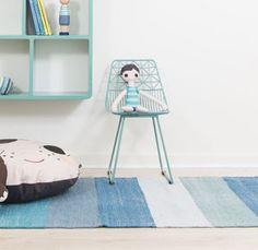 La chaise pour enfant en mint évidemment
