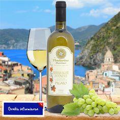 Ein idealer Begleiter zu Fischgerichten. Hier klicken: http://blogde.rohinie.com/2013/01/weisswein/ #Italien #Ligurien #Weisswein #Fischgerichte