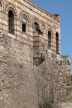 Tekfur Saray Facade