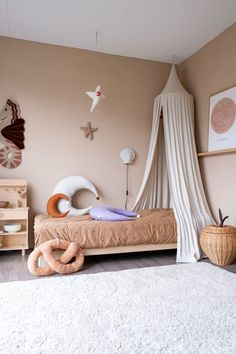 Ikea Girls Room, Girls Bedroom, Girl Room, Baby Room, Little Girl Bedrooms, Creative Kids Rooms, Fashion Room, Kid Spaces, Baby Decor