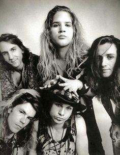 Mother Love Bone, precursor to Pearl Jam.