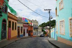 ブラジル三大カーニバル開催地の1つ、とーってもカラフルな町オリンダ。~ブラジル~ olinda6