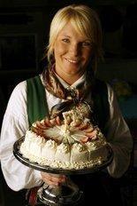 Norwegian Cream Cake. Christmas?