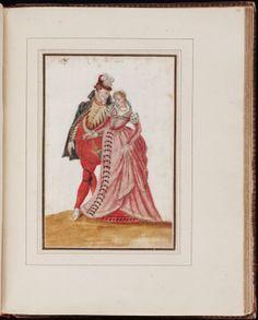 Mores Italiae pink dress