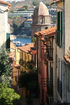 Collioure, France - one of my favourite places in the world! An artists paradise!