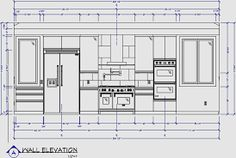 76 Best Elevations Images Kitchen Elevation Elevation Drawing Kitchen Drawing