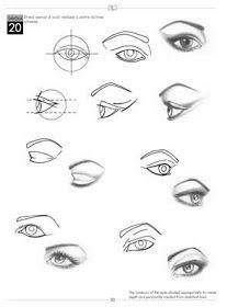 """Como sempre """"Fuçando"""" encontrei essas dicas para aprimorar detalhes como olhos, mãos, posicionamento e outros... Muito bom... Dá uma luz l..."""