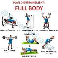 L'image contient peut-être: 1 personne, texte Muscle, France, Squats, Body, How To Plan, Instagram, Photos, Adjustable Dumbbells, Muscle Mass