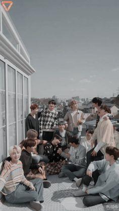 Jeonghan, Vernon, Seoul, Seventeen Wonwoo, Seventeen Wallpapers, Hip Hop, Pledis Entertainment, Kpop Aesthetic, Seungkwan