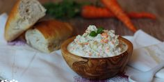 (Majonézová) TRESKA - white fish like cod, haddock or pollock Fresh Rolls, Guacamole, Hummus, Cod, Mousse, Veggies, Mexican, Fish, Ethnic Recipes
