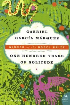 One Hundred Years of Solitude - G.G.Marquez