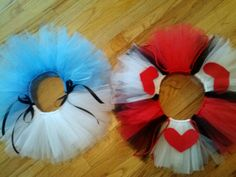 Alice in Wonderland tutu Queen of Hearts tutu by 1113SweetPeaLane, $48.00